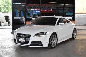 2011 Audi TTS 2.0 TFSI Quattro 4WD รถเก๋ง 4 ประตู