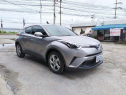 TOYOTA C-HR 1.8 Mid AT ปี2018