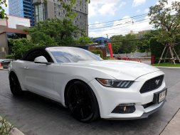 SALE Ford Mustang 2.3 ecoboost convertible ปี 2017