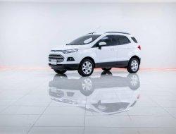 2014 Ford EcoSport 1.5 Ambiente ออกรถฟรีดาวน์