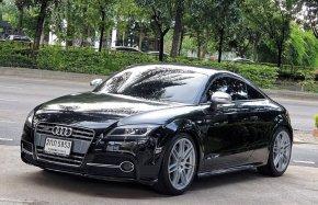 2010 Audi TTS 2.0 TFSI Quattro AWD รถเก๋ง 2 ประตู