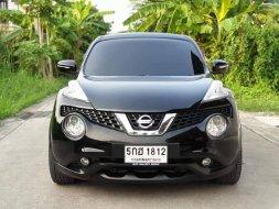 Nissan Juke 1.6V  รุ่นTOP  ปี 15 สีดำ