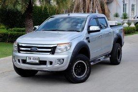 Ford Ranger XLT 2.2 Hi -Rider 4ประตู ตัวสูง ปี 2013