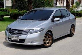 2011 Honda CITY 1.5 V i-VTEC รถเก๋ง 4 ประตู