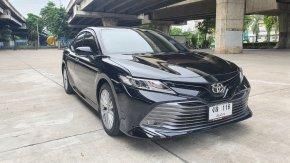 รถมือเดียวสวยจัด สภาพนางฟ้า 2020 Toyota CAMRY 2.5 G