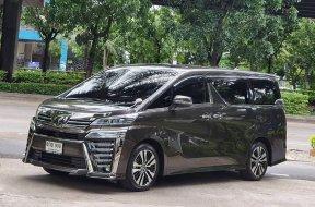 2020 Toyota Vellfire ZG package