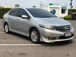 2012 Honda CITY 1.5 V CNG รถเก๋ง 4 ประตู