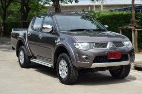 Mitsubishi Triton 2.4 DOUBLE CAB ( ปี 2013 ) PLUS CNG Pickup MT