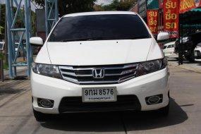 ขายรถ 2013 Honda CITY 1.5 V รถเก๋ง 4 ประตู