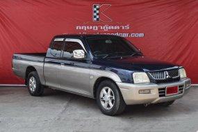 🚗 Mitsubishi Strada 2.8 MEGA CAB GLX  2005