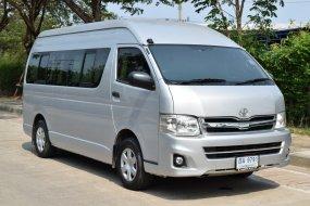 🚗 Toyota Hiace 2.5 D4D 2013