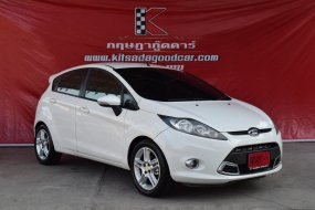🚗 Ford Fiesta 1.6 Sport Hatchback 2011