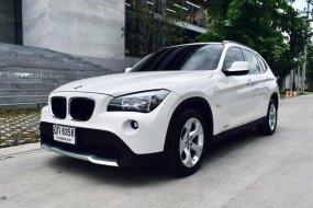 2013 BMW X1 sDrive18i รถเก๋ง 5 ประตู