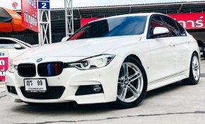 BMW 320D M SPORT LCI DIESEL AT ปี 2019 (รหัส TKBM32019)