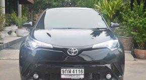 2018 Toyota C-HR Mid ไมล์น้อย 8000 Km น้องป้ายแดงก้อนู๋นี่แหละ