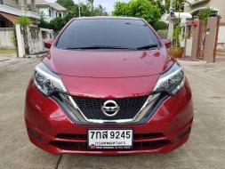 NISSAN NOTE 1.2 V ปี18AT