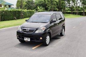 Toyota avanza ปี 2009 รุ่น 1.5J