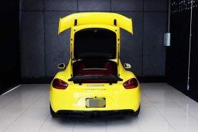Cayman 981 Yellow Rare 2014