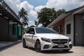 2019 Mercedes-Benz C43 AMG รถเก๋ง 2 ประตู