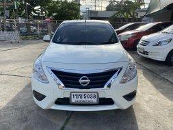 2017 Nissan Almera 1.2 E รถเก๋ง 4 ประตู