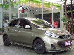 ขายรถ 2014 Nissan MARCH 1.2 รถเก๋ง 5 ประตู