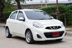 2017 Nissan MARCH 1.2 E