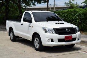 ขาย Toyota Hilux Vigo 2.5 J เครดิตดีฟรีดาวน์