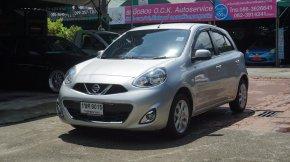 ขายรถมือสอง 2015 Nissan MARCH 1.2 VL Hatchback AT