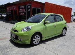 ขายรถสวยพร้อมใช้งาน Nissan March 1.2 EL #2010