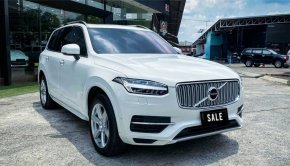 Volvo XC90 T8 twin engine AWD 2017
