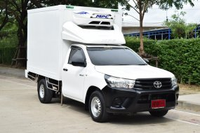 2019 Toyota Hilux Revo 2.4 J Plus