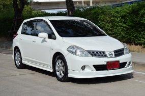 Nissan Tiida 1.6 (ปี 2010) S เครื่องยนต์ 1600 VVTI ออโต้