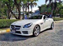 2014 Mercedes-Benz SLK200 AMG Dynamic รถเปิดประทุน