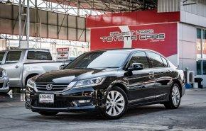{พบชนหนัก ยินดีซื้อคืน} 2015 Honda ACCORD 2.0 EL i-VTEC