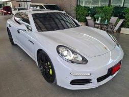2014 Porsche PANAMERA S รถเก๋ง 5 ประตู