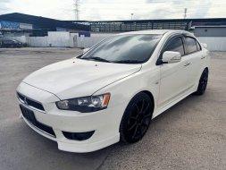 จองด่วน MITSUBISHI Lancer EX 1.8 GLS LTD 2012 สีขาวมุก Top 1.8 รถสวย แต่งสวย ไม่มีชน