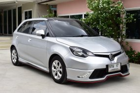 ขายรถ 2016 Mg MG3 1.5 X รถเก๋ง 5 ประตู