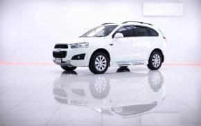 CHEVROLET CAPTIVA 2.4 LSX AT ปี 2012 (รหัส 1N-29)