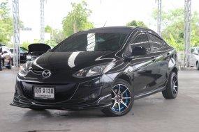 Mazda 2 1.5 Groove ปี 2011 A/T สีดำ