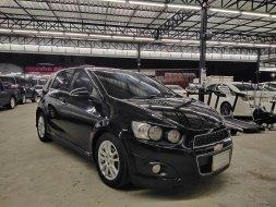 2013 Chevrolet Sonic 1.6 LTZ รถเก๋ง 5 ประตู
