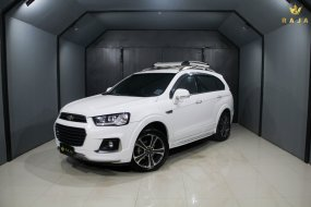 CHEVROLET CAPTIVA 2.0 LTZ AWD 2016-2017