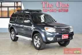 Ford Everest 2.5 LTD TDCi SUV AT ปี 2013