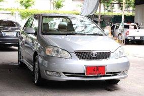 ขายรถ Toyota Altis 1.6G ปี2007 รถเก๋ง 4 ประตู