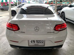 Mercedes Benz C250 Coupe ปี 2017