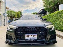 2020 Audi A6 Avant รถเก๋ง 4 ประตู