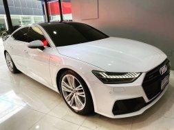 Audi A7 Sportback V6 3.0 Quattro S Line 55 TFSI ปี 2019