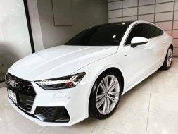 2019 Audi A7 Sportback V6 3.0 Quattro S Line 55 TFSI มือเดียว ไมล์ 7,xxx km.
