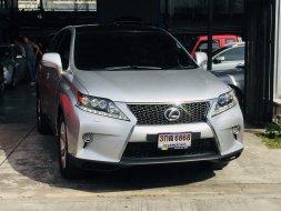 2013 Lexus Rx350 เบนซิล ไมเนอร์เชนแล้ว ออฟชั่นเต็ม 90,000กม.