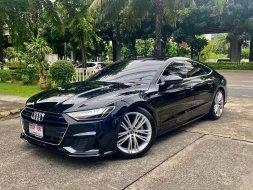 2019 Audi A7 V6 FSI Quattro รถเก๋ง 4 ประตู