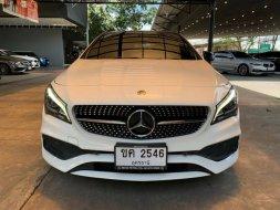 2018 Mercedes-Benz CLA 250 รถเก๋ง 4 ประตู
